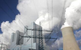 Das RWE Braunkohlenkraftwerk Neurath. Foto: D. Jansen