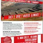 Aufruf_Rote Linie